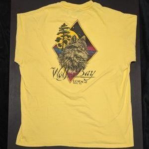 Vintage Wolf Tshirt